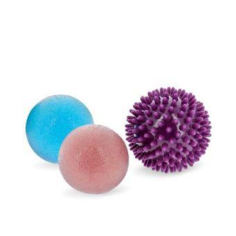 Kit 3 bolas de masaje