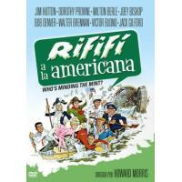 Rififí a la americana - DVD