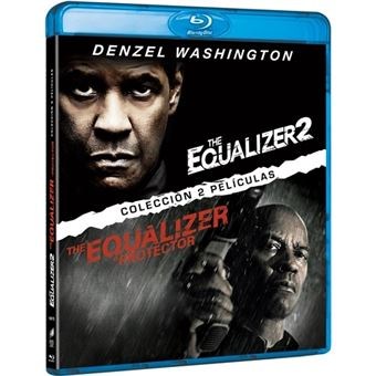 Pack The Equalizer 1-2 - Blu-Ray