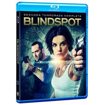 Blindspot  Temporada 2 - Blu-Ray