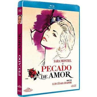 Pecado de amor - Blu-Ray