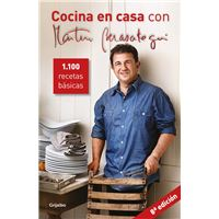 Cocina en casa de Martín Berasategui