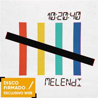 10 20 40 - Disco firmado