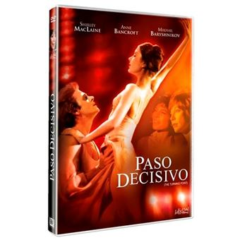 Paso decisivo - DVD