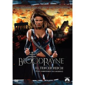 BloodRayne: El Tercer Reich - DVD