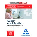 Aux administrativo madrid salud exa
