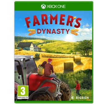 Farmer's Dynasty Xbox One