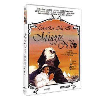 Muerte en el Nilo - DVD