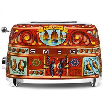 Tostadora SMEG Sicily is my love Dolce&Gabbana
