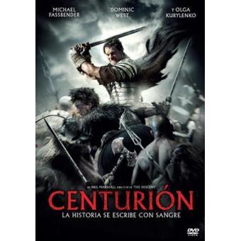 Centurión - DVD