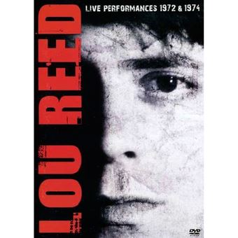 Live Performances 1972 & 1974 - DVD