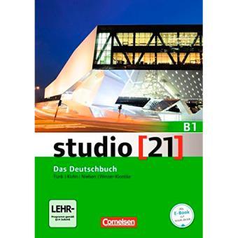 Studio 21: B1 Libro de curso (Incluye CD)