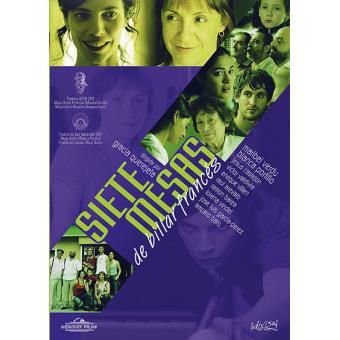 Siete mesas de billar francés - DVD