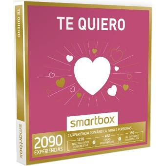 Caja Regalo Smartbox - Te quiero