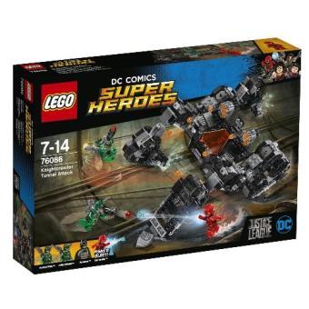 LEGO DC Super Heroes - Ataque subterráneo del Knightcrawler