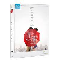 Día de lluvia en Nueva York - Blu-Ray