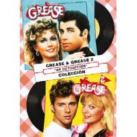 Pack Grease + Grease 2 - DVD