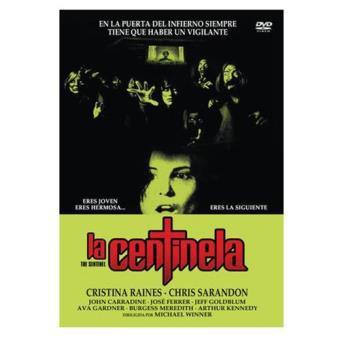 La centinela - DVD