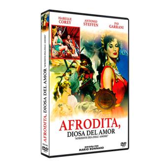 Afrodita, diosa del amor - DVD
