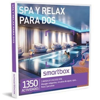 Caja Regalo Smartbox - Spa y relax para dos