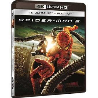 Spiderman 2 - UHD + Blu-Ray