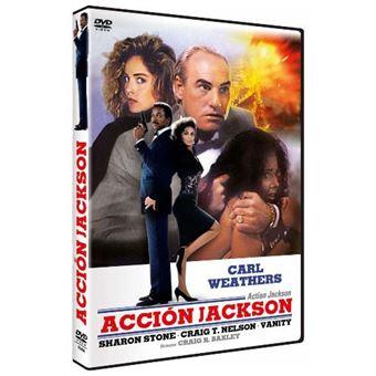Acción Jackson - DVD