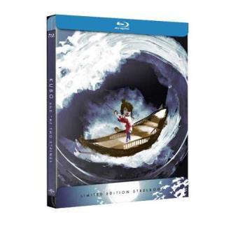 Kubo y las Dos Cuerdas Mágicas - Steelbook Blu-Ray - Exclusiva Fnac