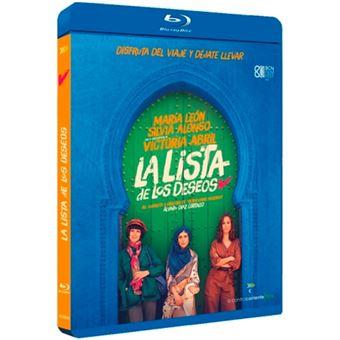 La lista de los deseos - Blu-ray