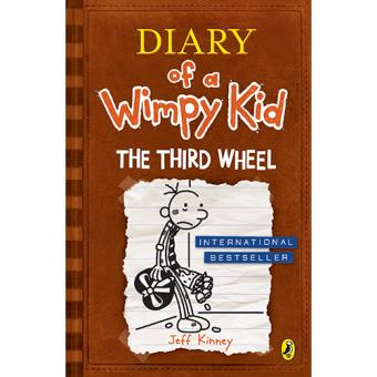 Diary Of Wimpy Kid 7: The Third Wheel