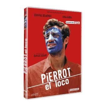 Pierrot el loco - DVD