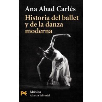 Historia del ballet y de la danza