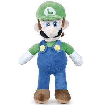 Peluche Luigi 18cm