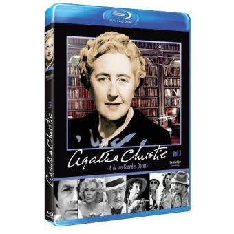 Pack Agatha Christie Vol. 3 - 6 películas - Blu-Ray