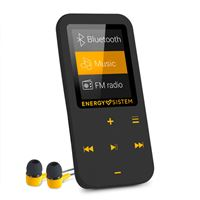 MP4 Bluetooth Energy Sistem Touch 16GB Amber