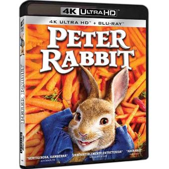 Peter Rabbit - UHD + Blu-Ray