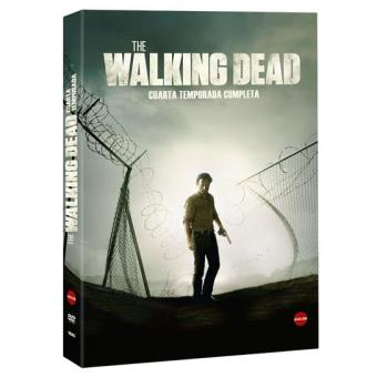 The Walking DeadThe Walking Dead  Temporada 4 - DVD