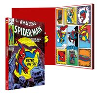 Pack 9 pines Marvel – Spiderman retro