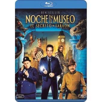 Noche en el museo 3. El secreto del faraón - Blu-Ray