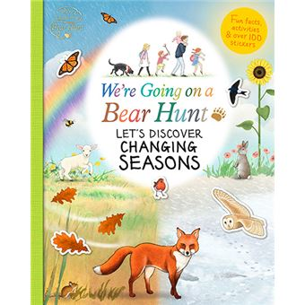 We're Going on a Bear Hunt - Let's discover changing seasons