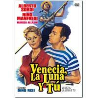 Venecia, la luna y tú - DVD