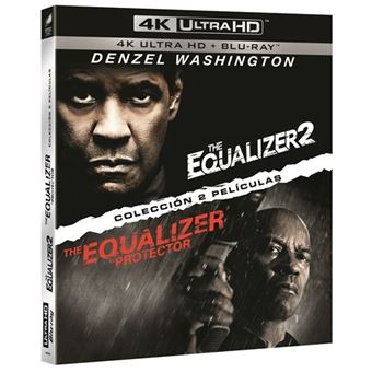 Pack The Equalizer 1-2 - UHD + Blu-Ray