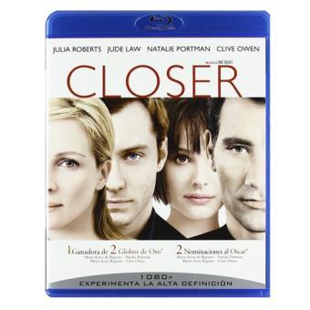 Closer - Blu-Ray