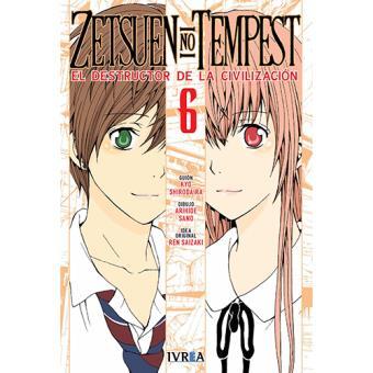 Zetsuen No Tempest 06