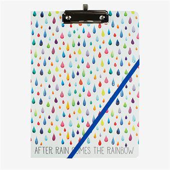 Carpeta Legami portadocumentos con clip After Rain