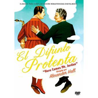 El difunto protesta - DVD