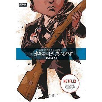 The Umbrella Academy 2 Dallas
