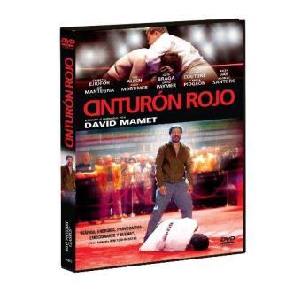 Cinturón rojo - DVD