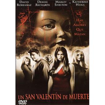 Un San Valentín de muerte - DVD