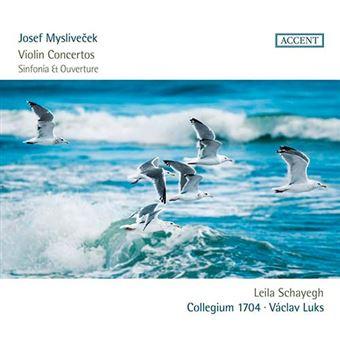 Myslivecek - Violin Concertos