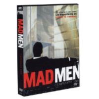 Mad Men - Temporada 1 - DVD